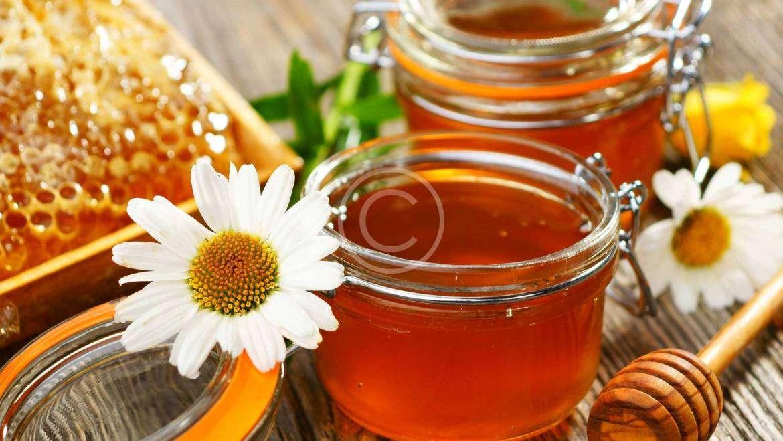 Die natürliche Behandlung von Husten mit Honig